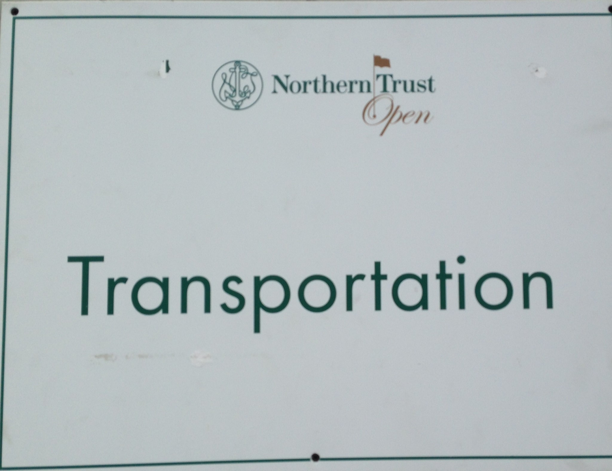 Northern Trust Open Transportation Committee News and Updates