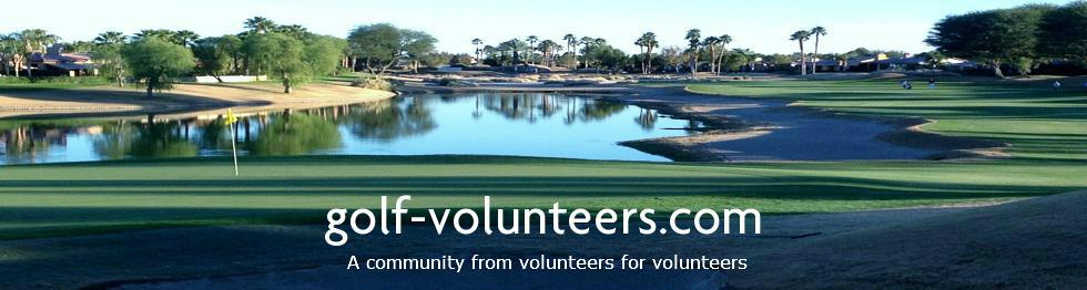 Golf Volunteers | Golf-Volunteers.com